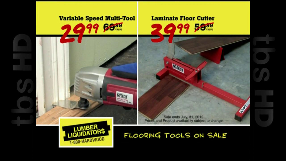 Lumber Liquidators Tv Commercial For Laminate Flooring