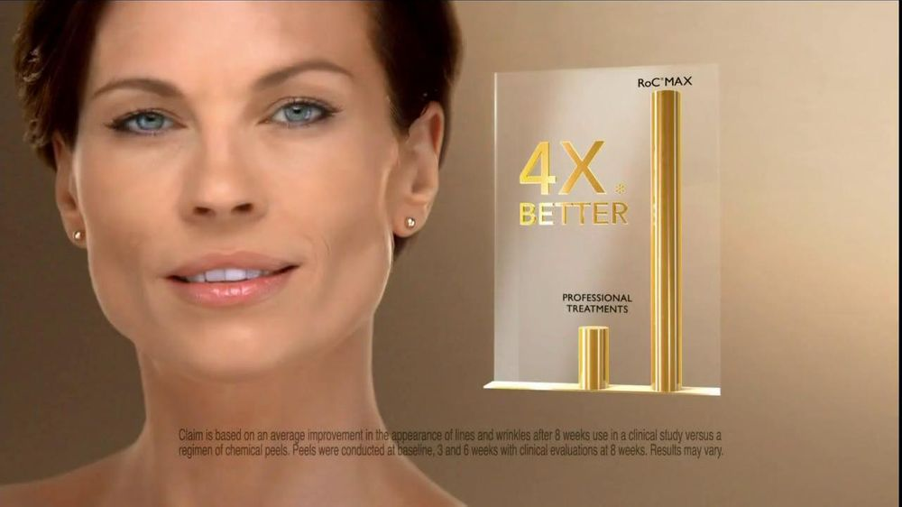 RoC Skin Care TV Spot For Retinol Correxion Deep Wrinkle Night Cream - Screenshot 8