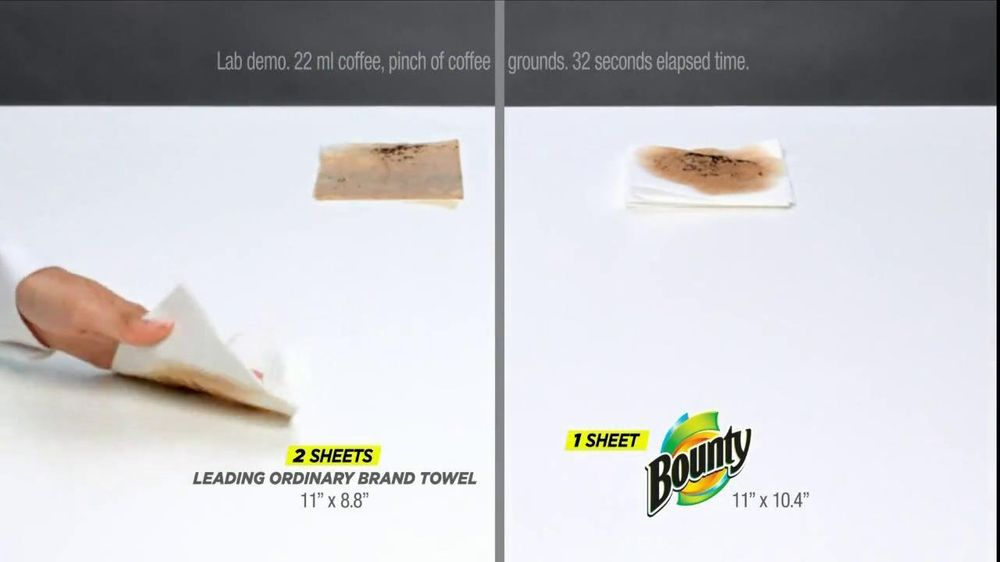 bounty paper towel add Find wholesale priced bounty 2-ply kitchen paper towels 30 rolls pgc95028ct on sale today at  add item, or cancel any  bounty kitchen 2-ply paper towel rolls .