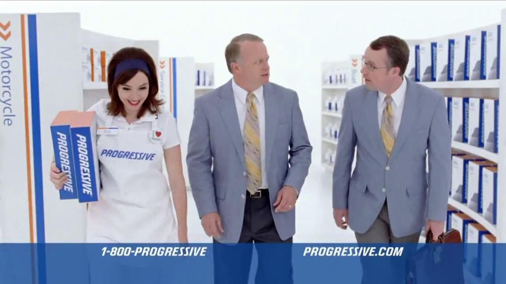 Liberty Mutual Insurance >> Progressive TV Commercial For Competitors Loyalty Program ...