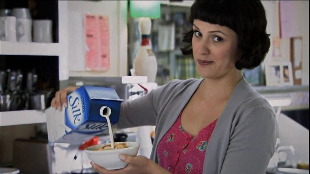 Silk TV Spot For Pure Almond Milk - Screenshot 3