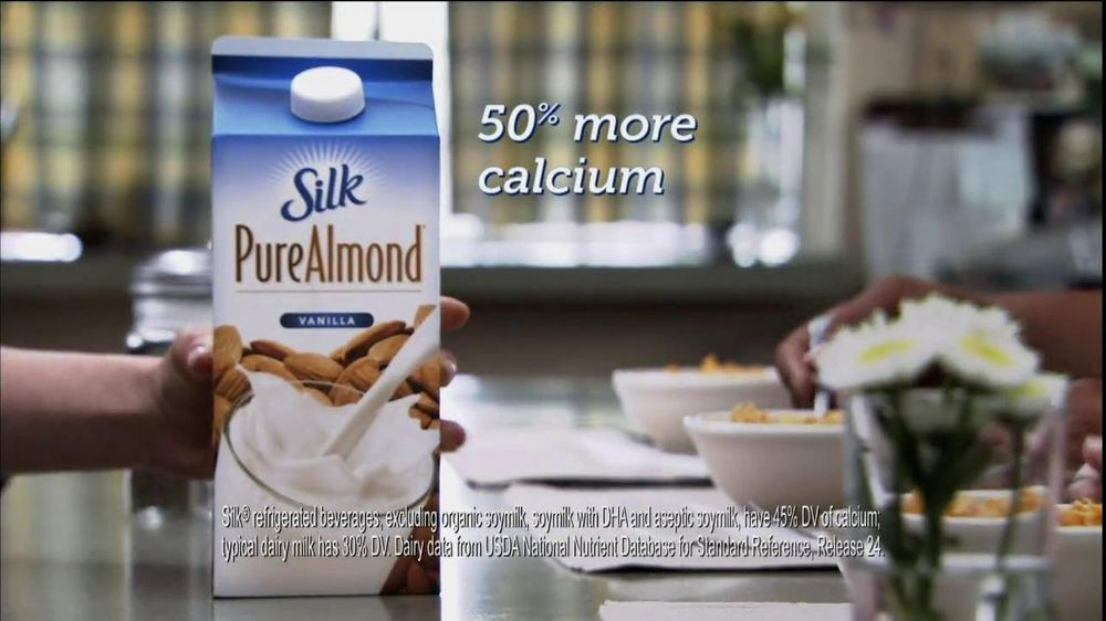 Silk TV Spot For Pure Almond Milk - Screenshot 5