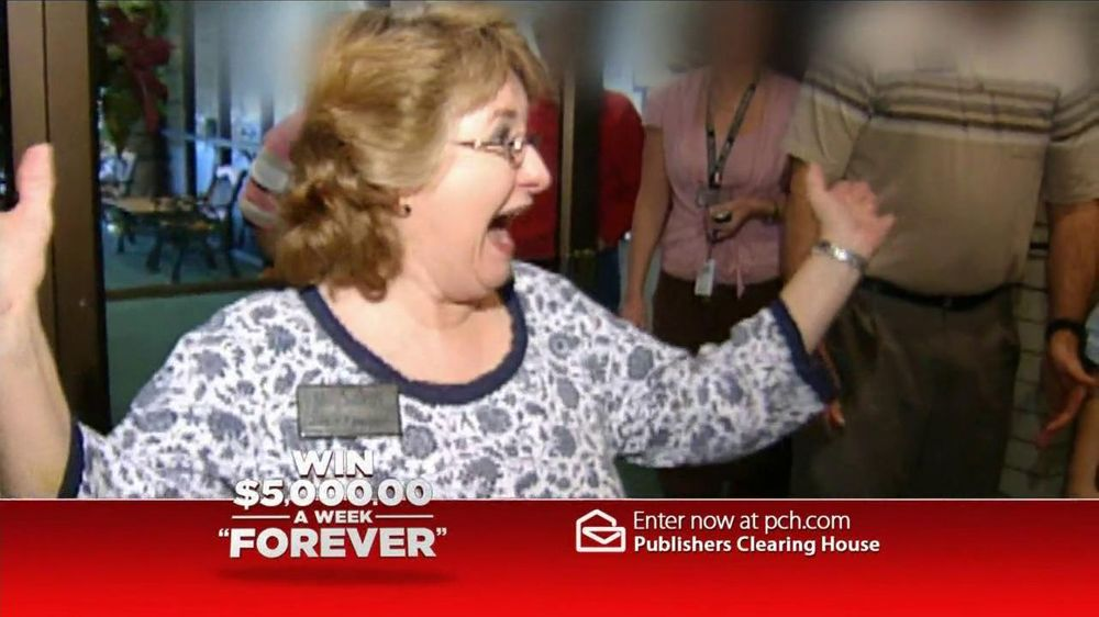 Publisher's Clearinghouse Forever Prize TV Spot, 'What Could Be Better' - Screenshot 3