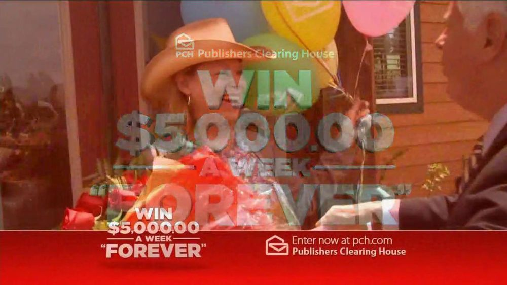 Publisher's Clearinghouse Forever Prize TV Spot, 'What Could Be Better' - Screenshot 5