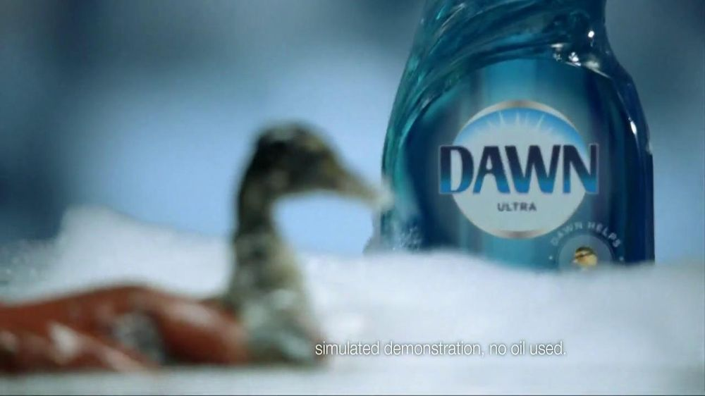 Dawn TV Spot, 'Saving Wildlife ' - Screenshot 7