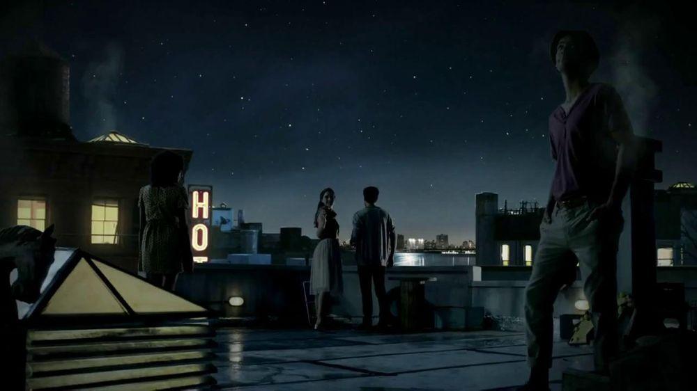 Dove Dark Chocolate TV Spot, 'Fireworks' - Screenshot 1