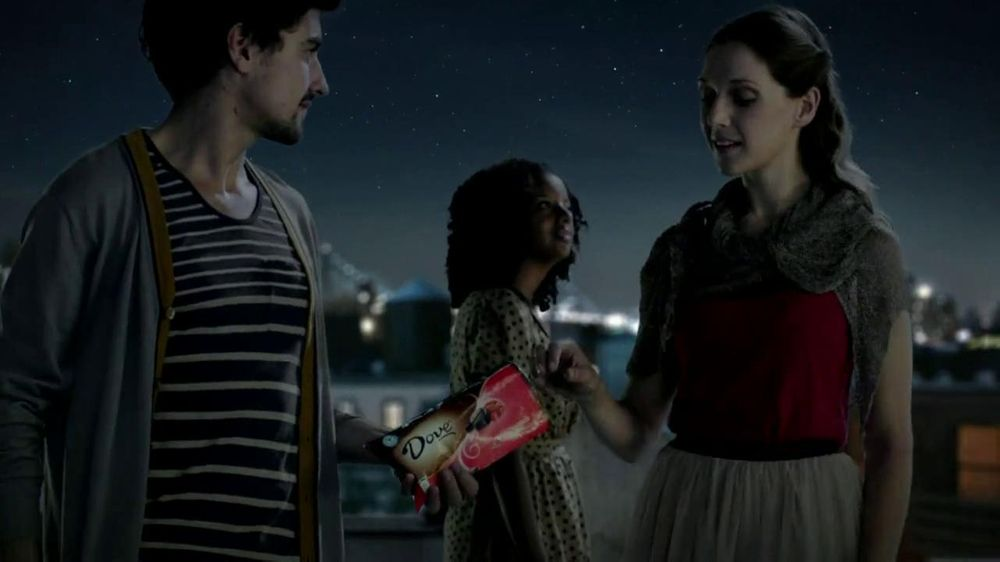 Dove Dark Chocolate TV Spot, 'Fireworks' - Screenshot 2