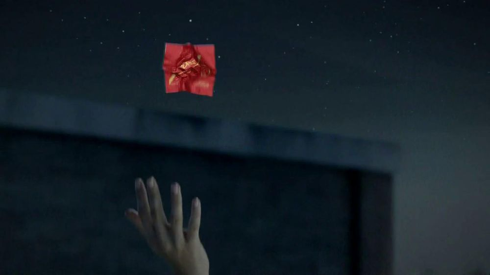 Dove Dark Chocolate TV Spot, 'Fireworks' - Screenshot 4