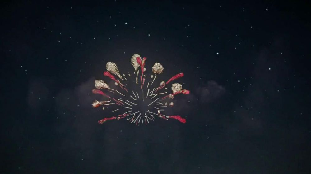 Dove Dark Chocolate TV Spot, 'Fireworks' - Screenshot 5