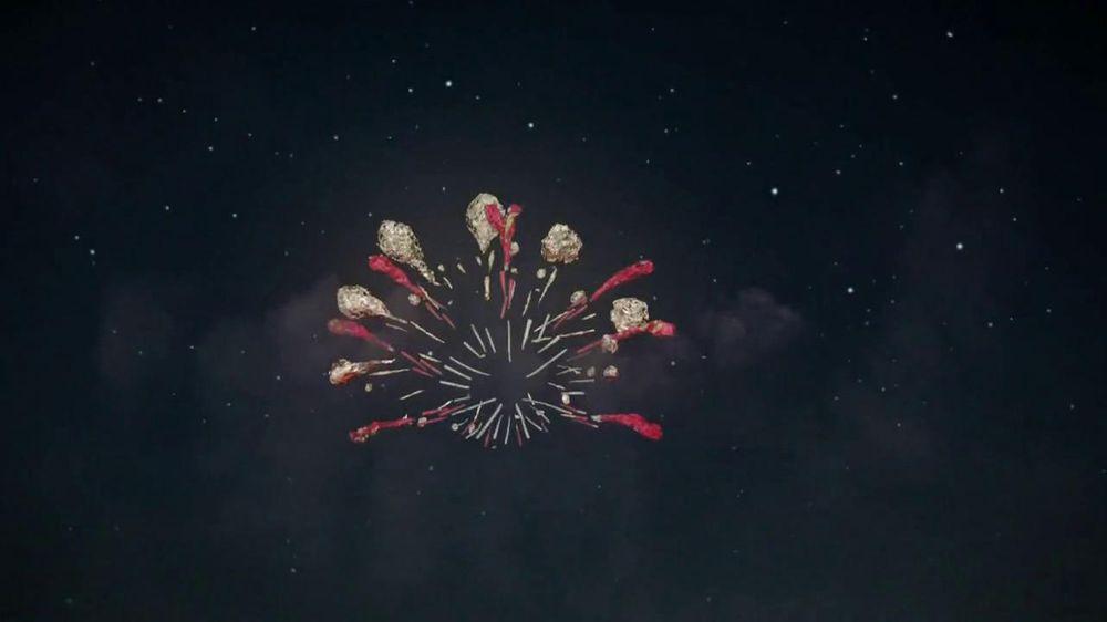 Dove Dark Chocolate TV Spot, 'Fireworks' - Screenshot 5