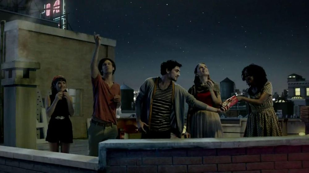 Dove Dark Chocolate TV Spot, 'Fireworks' - Screenshot 6