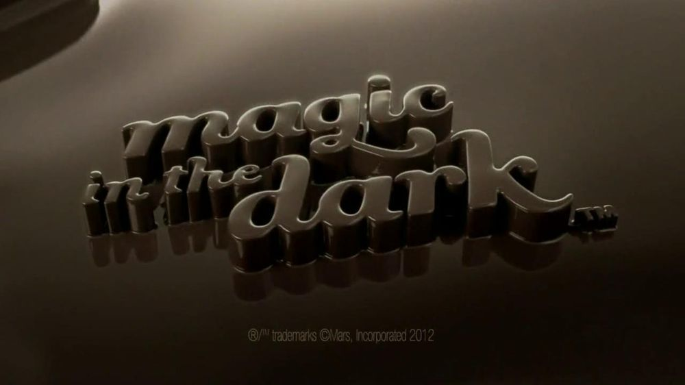 Dove Dark Chocolate TV Spot, 'Fireworks' - Screenshot 8
