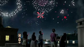 Dove Dark Chocolate TV Spot, 'Fireworks' - Thumbnail 7