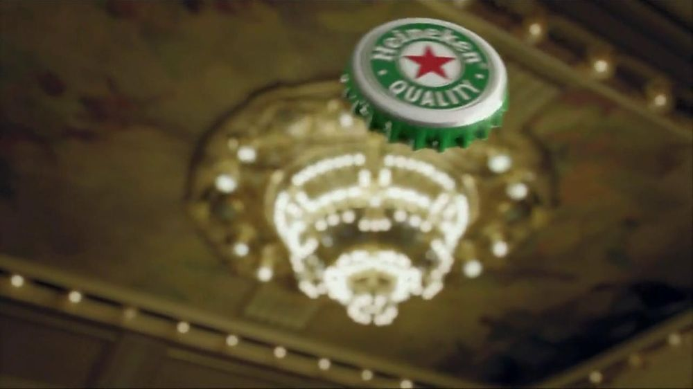 Heineken TV Spot For Cruiseship Heineken - Screenshot 2