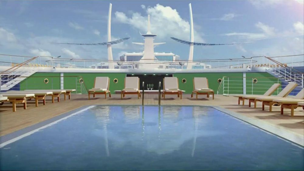 Heineken TV Spot For Cruiseship Heineken - Screenshot 3