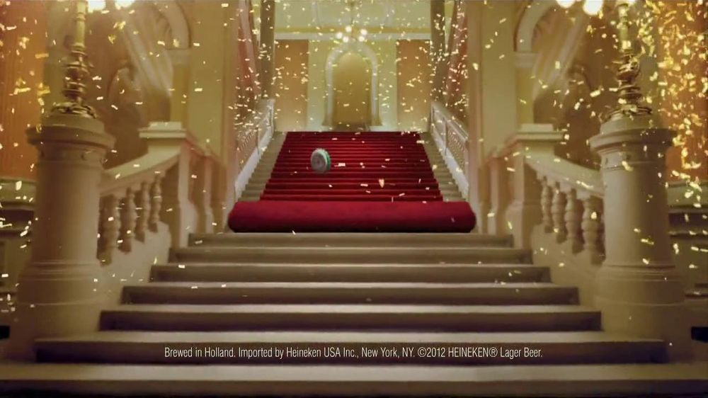 Heineken TV Spot For Cruiseship Heineken - Screenshot 5