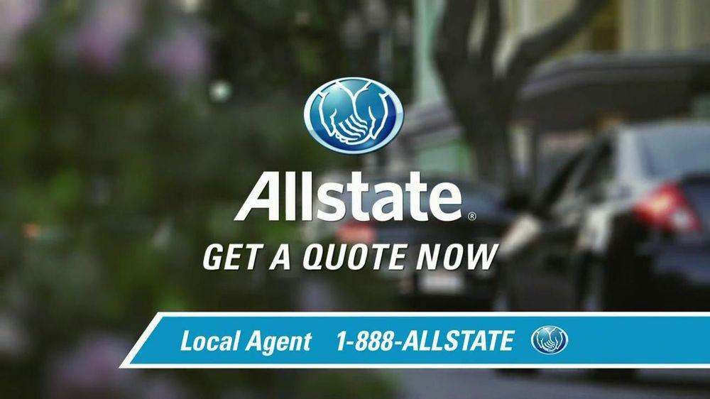 Allstate TV Spot For Safe Driving Bonus Checks - Screenshot 7