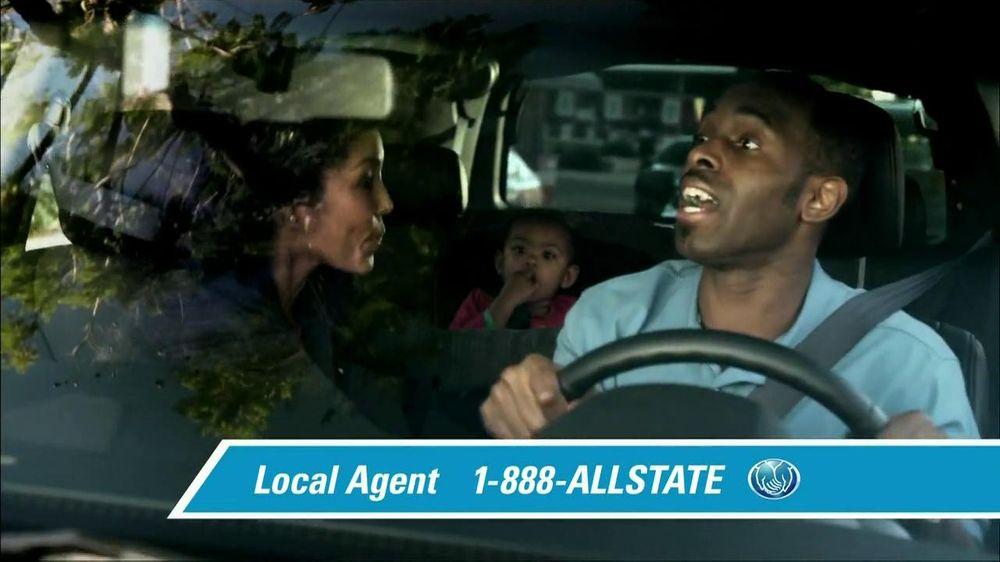 Allstate TV Spot For Safe Driving Bonus Checks - Screenshot 2