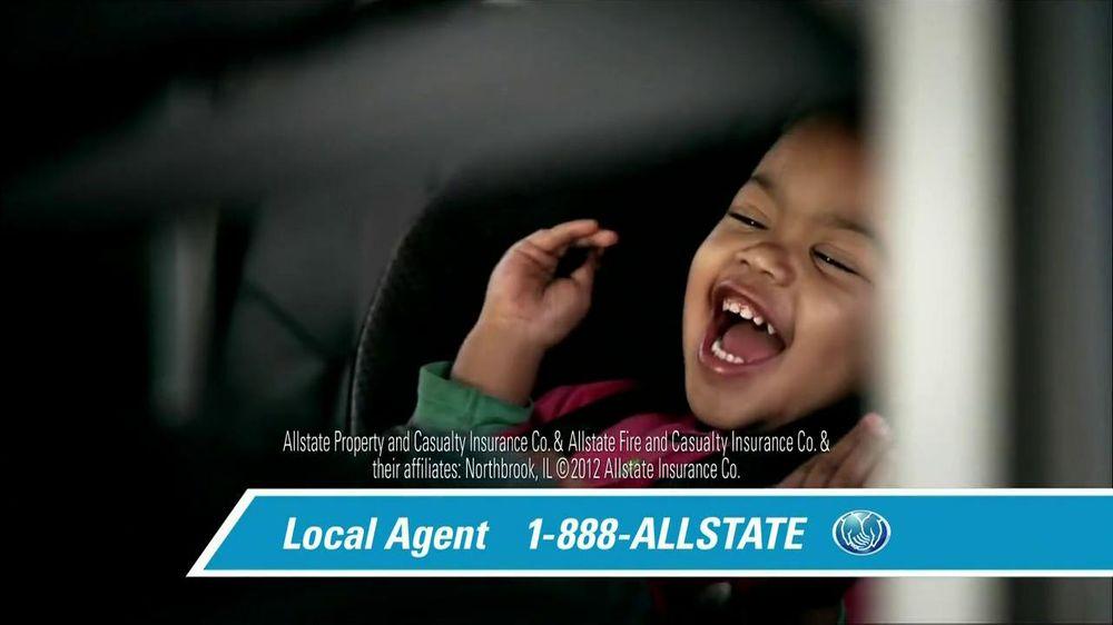 Allstate TV Spot For Safe Driving Bonus Checks - Screenshot 3
