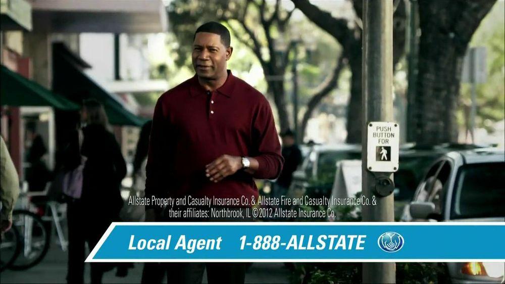 Allstate TV Spot For Safe Driving Bonus Checks - Screenshot 4