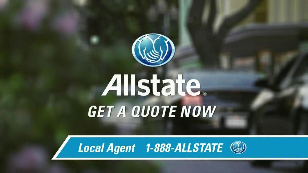 Allstate TV Spot For Safe Driving Bonus Checks - Screenshot 6