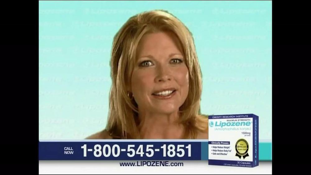 Lipozene TV Spot For Lose Weight Fast - Screenshot 5