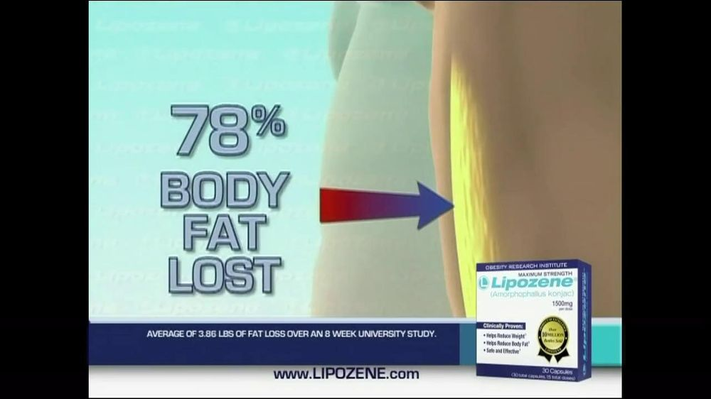 Lipozene TV Spot For Lose Weight Fast - Screenshot 2