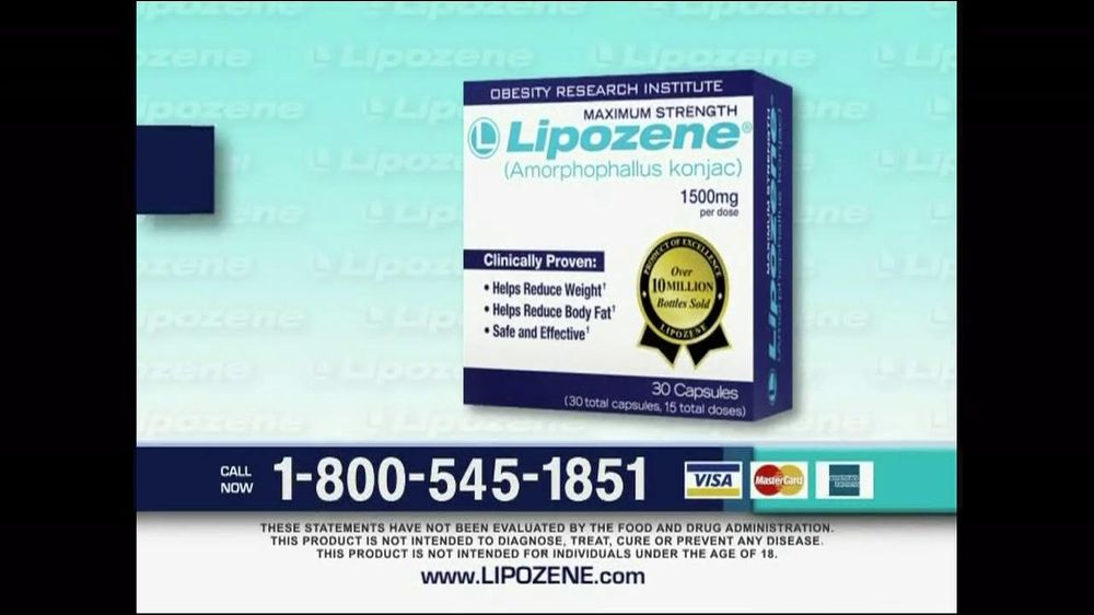 Lipozene TV Spot For Lose Weight Fast - Screenshot 3