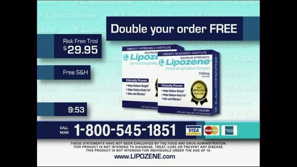 Lipozene TV Spot For Lose Weight Fast - Screenshot 4