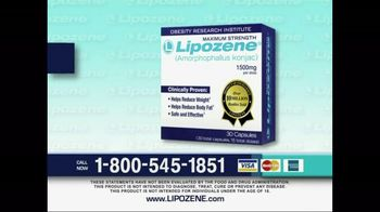 Lipozene TV Spot For Lose Weight Fast - Thumbnail 3