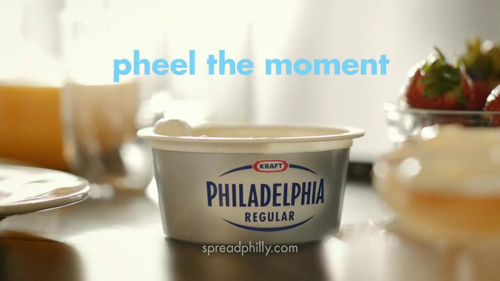Philadelphia TV Spot For Cream Cheese - Screenshot 8