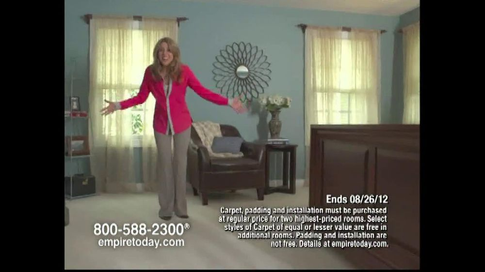 Empire Today TV Spot For Buy Two Rooms, Get House Free - Screenshot 7