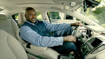 Buick TV Spot For 2012 Lacrosse Featuring Shaquille O'Neal