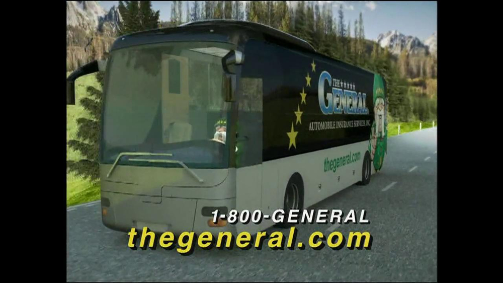 The General Tv Commercial Rock Band Ricky Ispot Tv