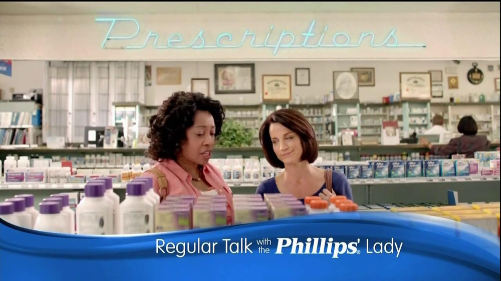 Phillips Relief Tv Spot Regular Talk Ispot Tv