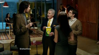 Wheat Thins TV Spot For Zesty Salsa Featuring Alex Trebek