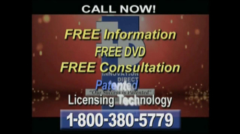 Innovation Direct TV Spot For Informational DVD