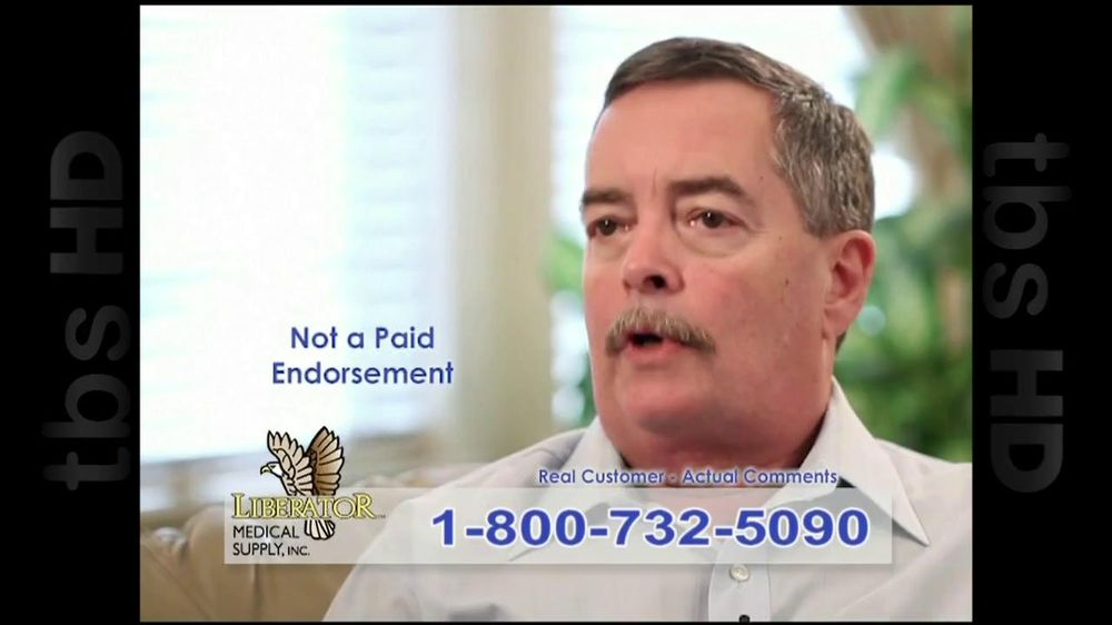 Liberator Medical Supply, Inc. TV Spot For Pain Free Catheters For Men - Screenshot 1