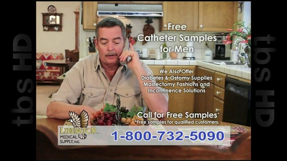 Liberator Medical Supply, Inc. TV Spot For Pain Free Catheters For Men - Screenshot 7