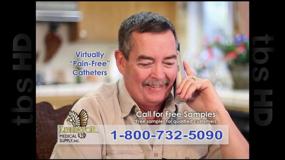 Liberator Medical Supply, Inc. TV Spot For Pain Free Catheters For Men - Screenshot 3