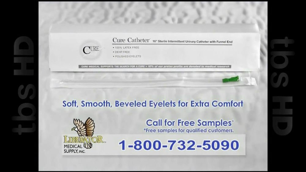 Liberator Medical Supply, Inc. TV Spot For Pain Free Catheters For Men - Screenshot 6