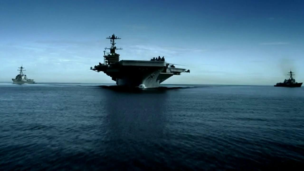 U.S. Navy TV Spot For America's NAVY - Screenshot 1