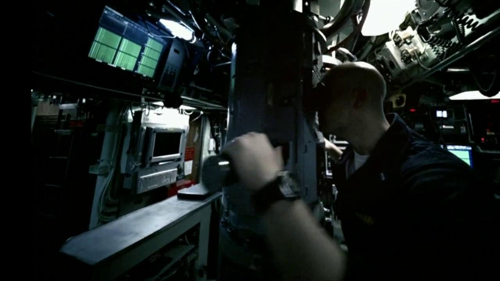 U.S. Navy TV Spot For America's NAVY - Screenshot 2