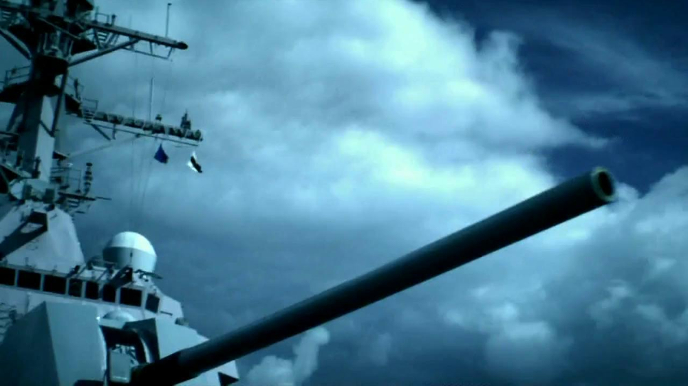 U.S. Navy TV Spot For America's NAVY - Screenshot 4