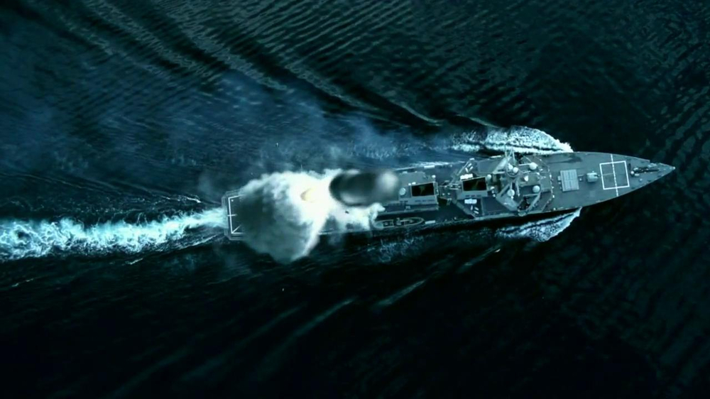 U.S. Navy TV Spot For America's NAVY - Screenshot 9