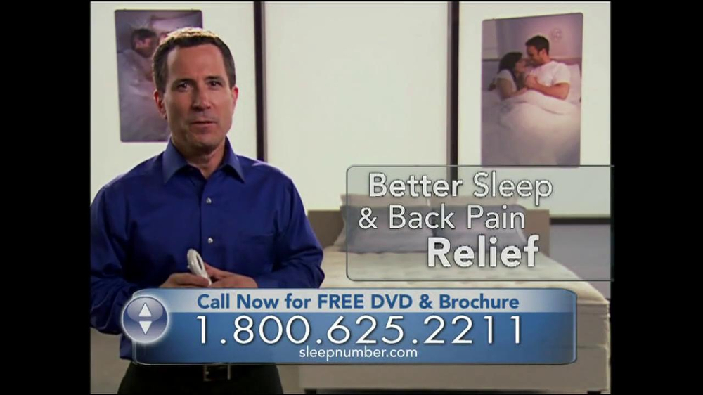 Sleep Number TV Spot For Shannon & Bryan Hanes - Screenshot 7