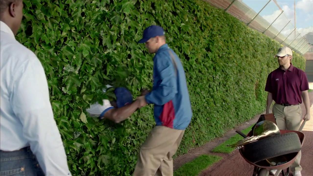 State Farm Discount Double Check TV Spot Feat. Kerry Wood, Andre Dawson - Screenshot 7