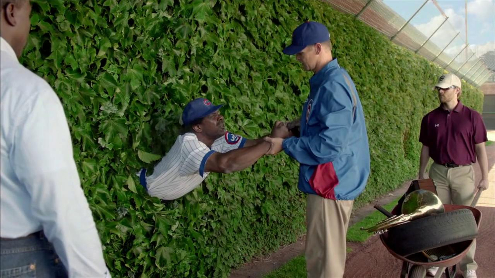 State Farm Discount Double Check TV Spot Feat. Kerry Wood, Andre Dawson - Screenshot 8