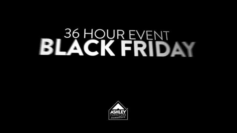 Ashley Furniture Homestore Tv Spot 39 Black Friday Event Extended 39