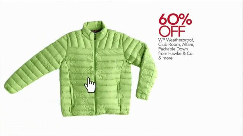 Target Cyber Monday Commercial >> Macy's Cyber Monday Sale TV Spot, 'Winter Wardrobe' - iSpot.tv